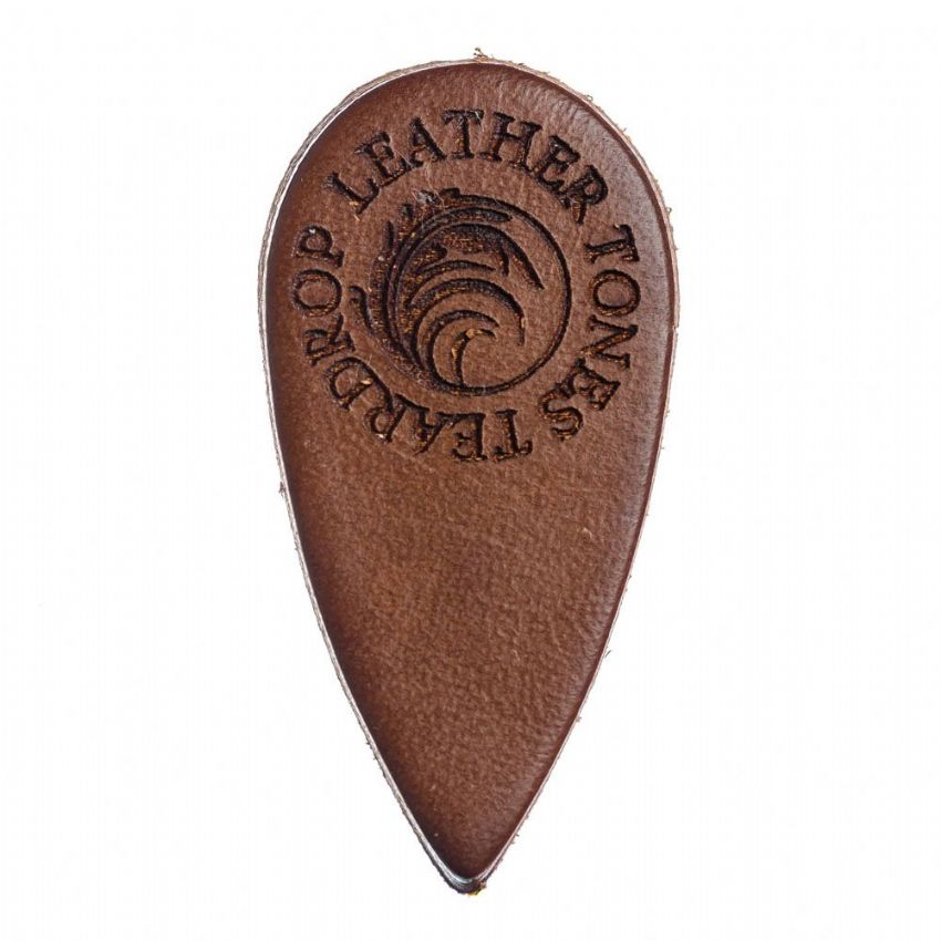 Leather Tones Teardrop - Whiskey - 1 Pick | Timber Tones
